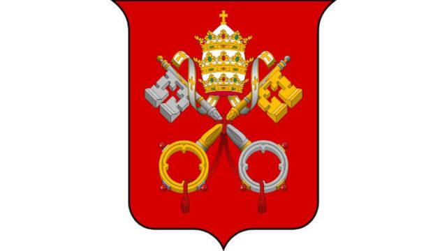 バチカン市国の紋章