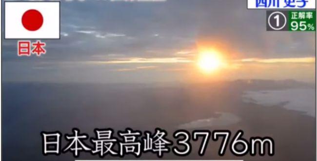 富士山3776m