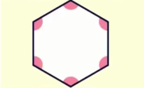 六角形の内角の和
