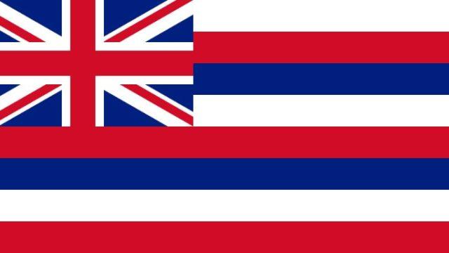 ハワイ州の国旗