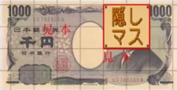 千円札の肖像画は誰?