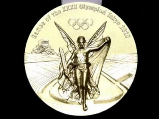 東京2020メダル・ニケ