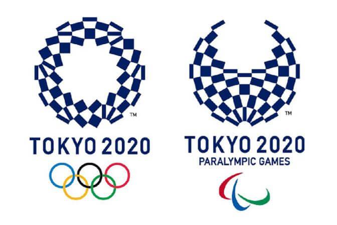 東京オリンピックのロゴデザイン