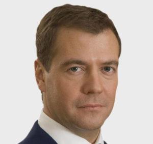 メドベージェフ大統領