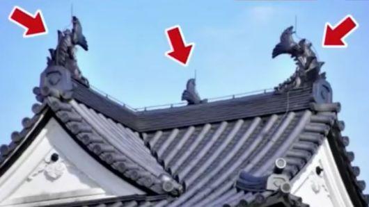 新発田城 3体の鯱鉾