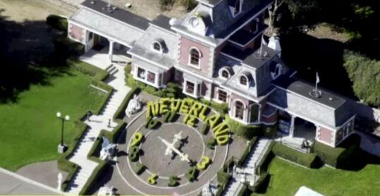 マイケル・ジャクソンの邸宅