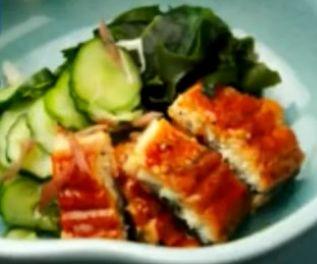 うざく(三重県の郷土料理)