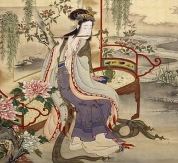 楊貴妃(ようきひ)