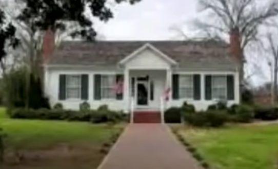 ヘレン・ケラーの生家