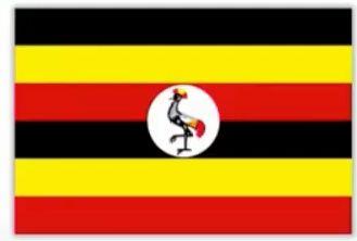 ウガンダ共和国の国境
