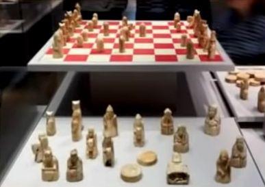 ルイス島のチェス駒