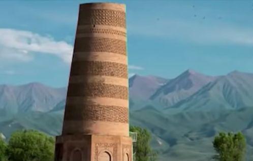 ブラナの塔(キルギス)