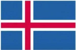 アイスランド共和国の国旗